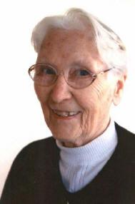 Sister Martha Keenan