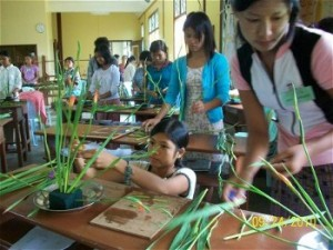 The Youth in Myanmar: creating a future full of hope