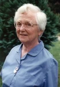 +Sister Marie Fay