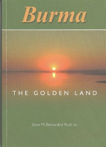 Bernardine Burma Book cover