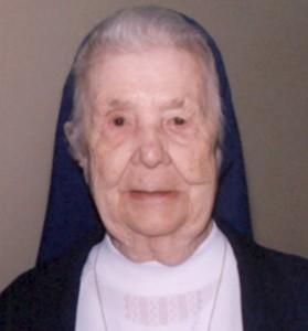 +Sr Mary Bernadette Connolly