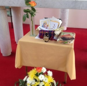 symbolspresented at the Mass