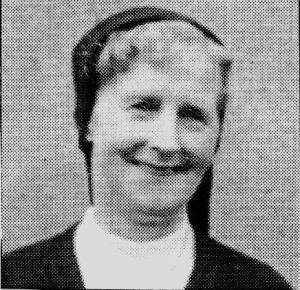 +Sister Mary Benignus O'Connor